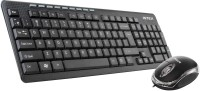 Intex DUO 314 Wired USB Laptop Keyboard (Black)