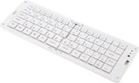 Vigo Folding Bluetooth Laptop Keyboard (White)