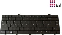 4d Dell-Insp-14r Wireless Laptop Keyboard (Black)