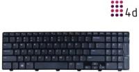 4d Dell-Insp-N5110/N5050 Wireless Laptop Keyboard (Black)