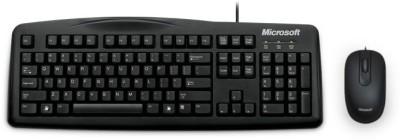Microsoft Dt 200 USB  Keyboard - Black
