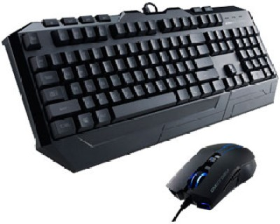Buy Cooler Master Devastator USB Mouse and USB  Keyboard: Keyboard