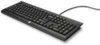 HP K1500 USB Standard Keyboard (Black)