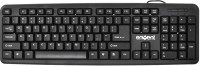 Envent ET-KB034 USB Standard Keyboard (Black)