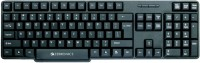 Zebronics KB-K11 USB Standard Keyboard (Black)