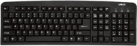 Umax Typo7202 Wired USB Standard Keyboard (Black)