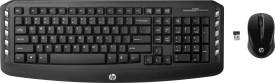 HP Classic Desktop LV290AA Wireless Multimedia Keyboard & Mouse Combo