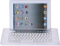 Merlin Smart Bluetooth Tablet Keyboard (Black, White)