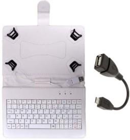 Angel Trading Samsung Galaxy Tab W Wired USB Tablet Keyboard