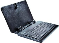 Ambrane KB-7 Wired USB Tablet Keyboard (Black)