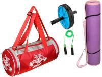BLT Hulk With Exercise Mat,Skipping Rope & AB Exerciser Gym & Fitness Kit
