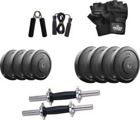 Headly 30 kg DMCombo 1 Home Gym & Fitness Kit