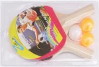 DreamBag Table Tennis Racket With 3 Balls Table Tennis Kit