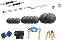 Protoner 26 Kgs & 3 Rods Gym & Fitness Kit