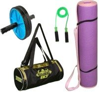 BLT Passion With Yoga Mat, Ab Exerciser,Skipping Rope Gym & Fitness Kit