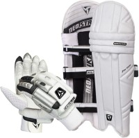 Neo Strike Pro1000 Pad And Pro850 Glove For Mens Cricket Kit