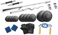 Protoner 40 Kgs & 4 Rods Gym & Fitness Kit