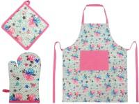 Cotonex Printed Kitchen Linen Set (Pack Of 3)