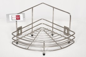 KCL Corner Stand Stainless Steel Kitchen Rack