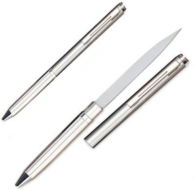 Soy Pocket Pen Knife Multi Tool (Silver)