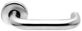 Touchme Stainless Steel Door Pull