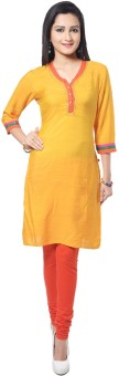 Good Things Solid Women's Anarkali Kurta - KTAE7MGCZPC64CKT