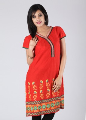 Buy Anahi Printed Women's Kurta: Kurta