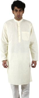 Royal Kurta Solid Men's Straight Kurta - KTAEFYSNFZMJPSQF