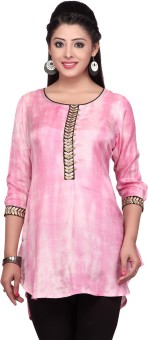 Kashish By Shoppers Stop Self Design Women's A-line Kurta