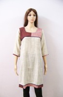 The Bedifferent Store Solid Women's Pathani Kurta