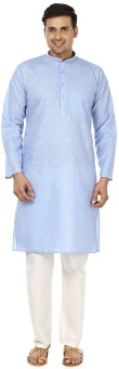 Royal Kurta Solid Men's Straight Kurta - KTAEHKZYJ9RVS6EX