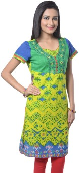 Good Things Solid Women's Anarkali Kurta - KTAE7NFFHFMN4VZU
