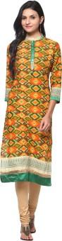 Prakhya Printed Women's Straight Kurta