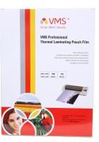 VMS Laminating Sheet (4 Mil Pack Of 100)