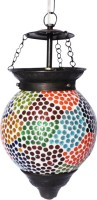 Craftkriti CK06 Hanging Lights (Pendant Lights) Lamp Shade (Glass)