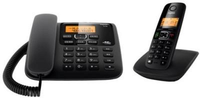 Gigaset A730 Cordless Landline Phone (Black)