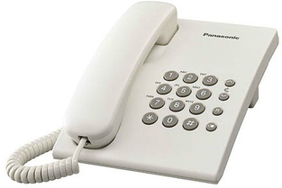 Buy Panasonic KX-TS500MX Corded Landline Phone: Landline Phone