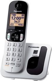 panasonic PA-KX-TGC210S Cordless Landline Phone