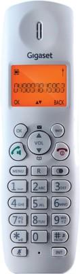 Gigaset A450 Cordless Landline Phone (White)