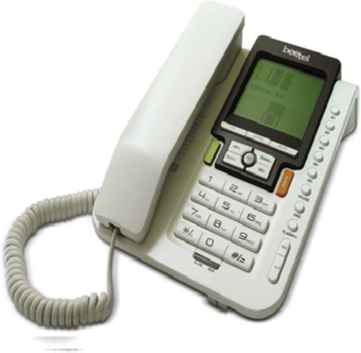 BEETEL m71 scheme Corded Landline Phone (Black, White)