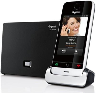 Gigaset SL910A Cordless Landline Phone