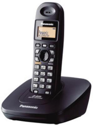 Panasonic KXTG-3615BX 2.4 GHz Cordless Phone (Black)