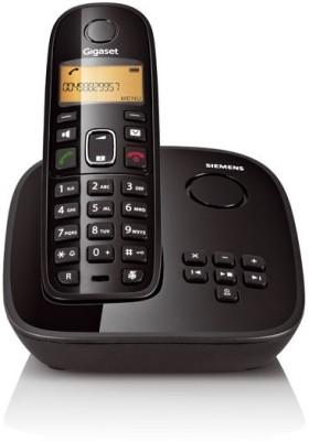 Gigaset A495 Cordless Landline Phone (Black)