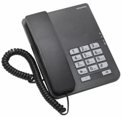 Buy Swiss Voice CP-20 Corded Landline Phone: Landline Phone