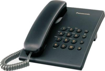 Panasonic Kx-Ts500Mx Corded Landline ...