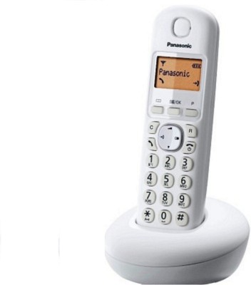 Panasonic KX-TGB210 white Cordless Landline Phone (white)