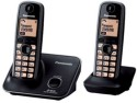 Compare Panasonic KXTG 3712 Cordless Landline Phone (Black) at Compare Hatke
