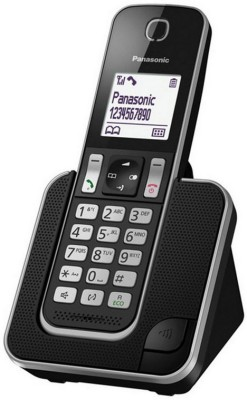 Panasonic PA-KX-TG310 Cordless Landline Phone (BLACK)