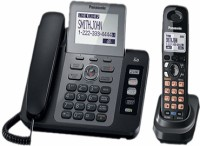 Panasonic PA-KX-TG9471 Corded & Cordless Landline Phone