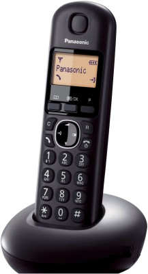 Panasonic PA-KX-TG210 Cordless Landline Phone (BLACK)